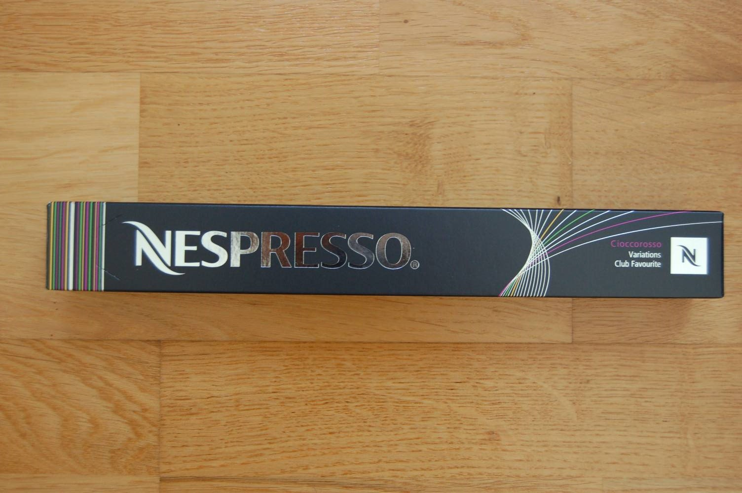 nespresso limited edition kapsel. Black Bedroom Furniture Sets. Home Design Ideas