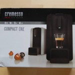 Cremesso Compact One Verpackung