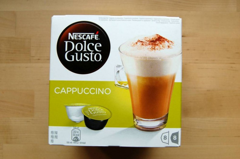 Dolce Gusto Cappuccino